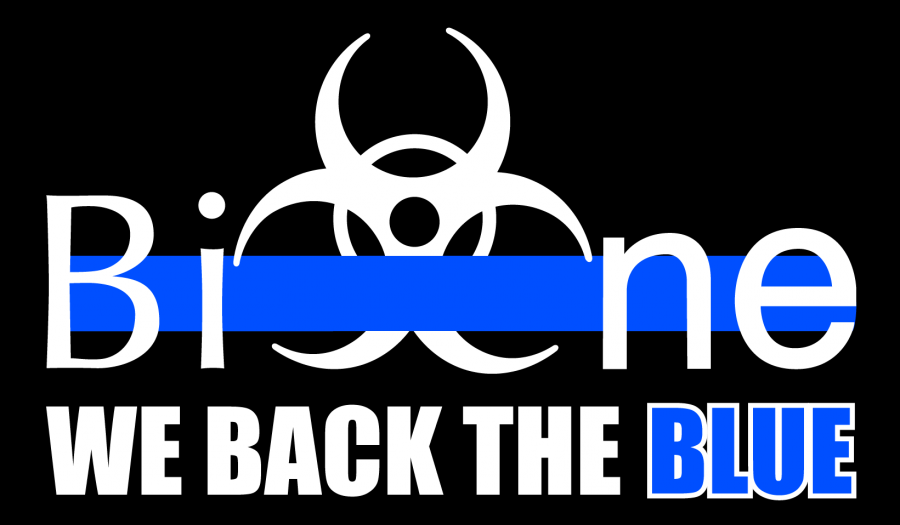 BIO-ONE BACKS THE BLUE